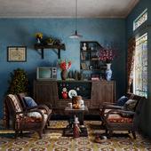 Vietnam Living room - 1990s