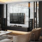 Turkey. Livingroom .  Corona renderer 3