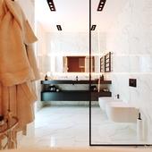 Ванная-Bathrom