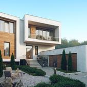 Kamensk. House