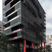 Exodus Building (сделано по референсу)