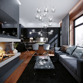 Private Apartments in modern style