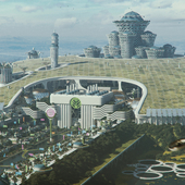 Challenges NVIDIA Metropia 2042 Cities of the Future