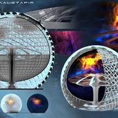 Концептуальный проект планетария