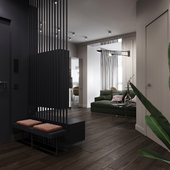 Дизайн квартиры в Киеве
