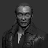 Shang tsung Cary-Hiroyuki Tagawa Mortal Kombat.
