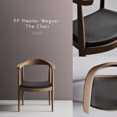Презентация дизайнерского стула ( PP Mobler Wegner )