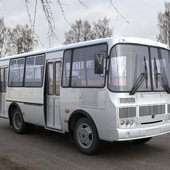 ПАЗ-3205 рестайлинг