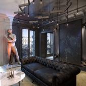 "Classic interior ""Black&White"""