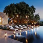 Private residence located in Borana Ranch, Kenya (сделано по референсу)
