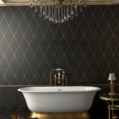 Petracers Bathroom Scene