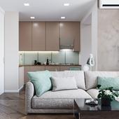 Living Room Tiffani