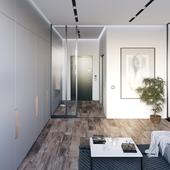 pantone 2440c apartment