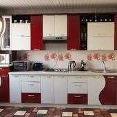 Кухня (сделано по референсу)