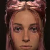 Darinka Che - Portrait