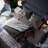 Спальня в ЖК Riverside