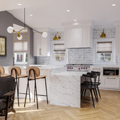 Nordman | кухня-гостиная