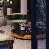 Urban lounge
