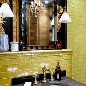 Ananas bathroom