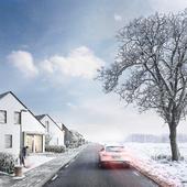 3д визуализация домов в Норвегии
