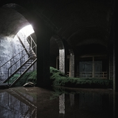 "Visualization of ""THE WATER"" CISTERNERNE (сделано по референсу)"