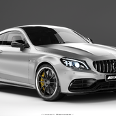 Mercedes-Benz C63s AMG Coupe 2019