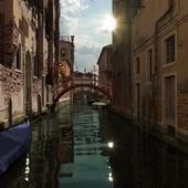Венеция. Продолжение. Утро. Вблизи от рыбного рынка Риальто