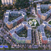 "Residential complex ""RESPUBLIKA"", Kyiv"