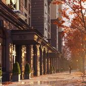 Осенняя Династия