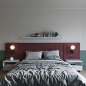 Residential interior 238 m²