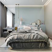 Спальня на 12.5м2