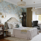 Classical apartment