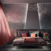 Scarlet Sails Bedroom