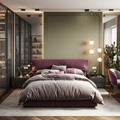 Ap|Krylatskiye Kholmy Bedrooms and wardrobe