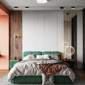 Ap|Tolstogo: Bedroom