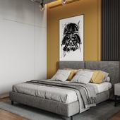 Ap|Tolstogo - Teenage bedroom