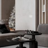 Black&White livingroom