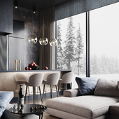 Зимняя гостиная