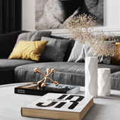 Modern interior from France