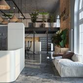 Офис для инвестиционной фирмы