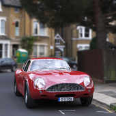 Aston Martin Zagato 1964