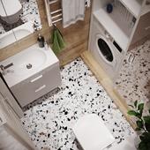 Bathroom 3.1m2