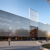 Garage contemporary arts center