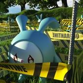 """Мы всего лишь кролики в условиях вируса """"на конкурс"""""""