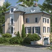 House French style (сделано по референсу)
