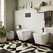Bathroom by Ceramica NOVA