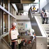 UTEC by Grafton Architects