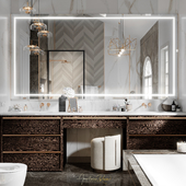 Renovation in Pittsburgh bathroom