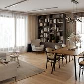 Provence interior design