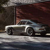 Porsche 911 by Singer | Full CGI
